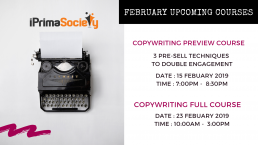 iPrimaSociety Copywriting Course for Digital Marketing