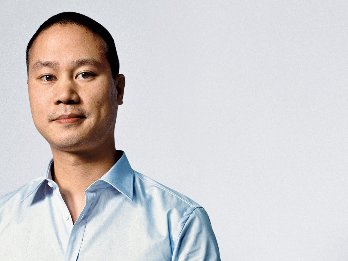 drop shipping tony hsieh