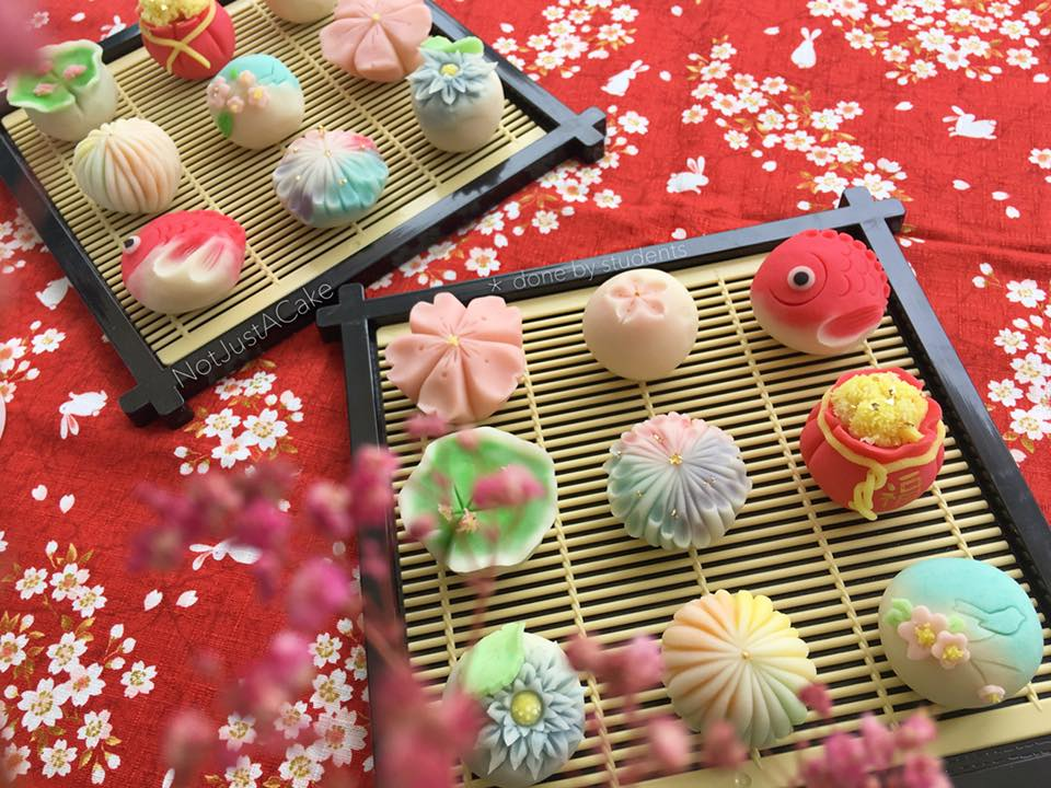Wagashi Making Course