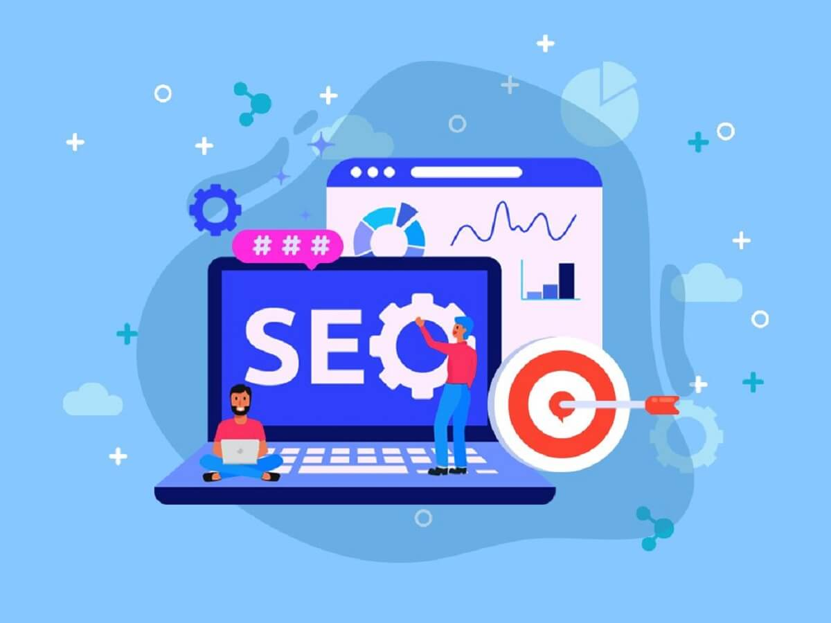 Improve SEO to make your website ranks higher on Google.